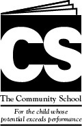 private special education school nj - Community School logo