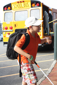 private special education school nj - St. Joseph's School for the Blind students