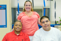 private special education school nj - Westbridge Academy students