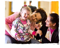 private special education school nj - Childrens Therapy Center - young female student