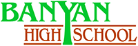 Banyan High School logo - Banyan High School Little Falls NJ, special education