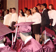 private special education school nj - Deron School students graduating