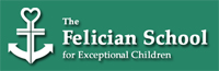 private special education school nj - Felician School logo