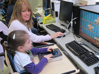 private special education school nj - Passaic County CP Center Elementary School students