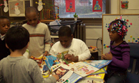 private special education school nj - Mount Carmel Guild School and Preschool students