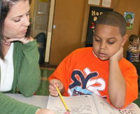 private special education school nj - YCS GW School students