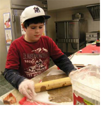 private special education school nj - Calais School Student in Culinary Arts