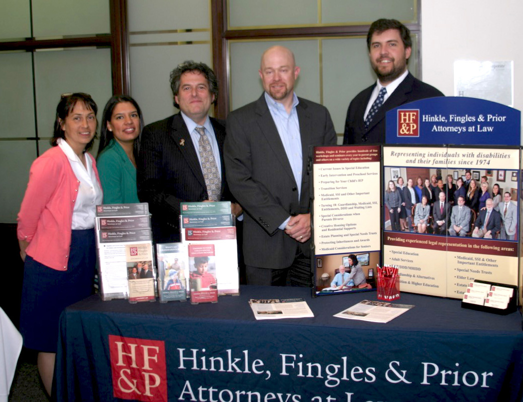 Hinkle law firm nj - Attorneys From Hinkle Fingles And Prior Disability Law Firm Practicing In Nj And Pa