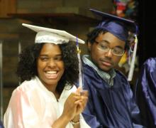 Benway School graduation
